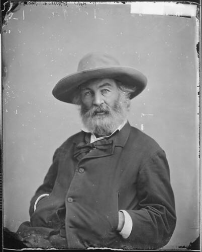Walt Whitman | by The U.S. National Archives