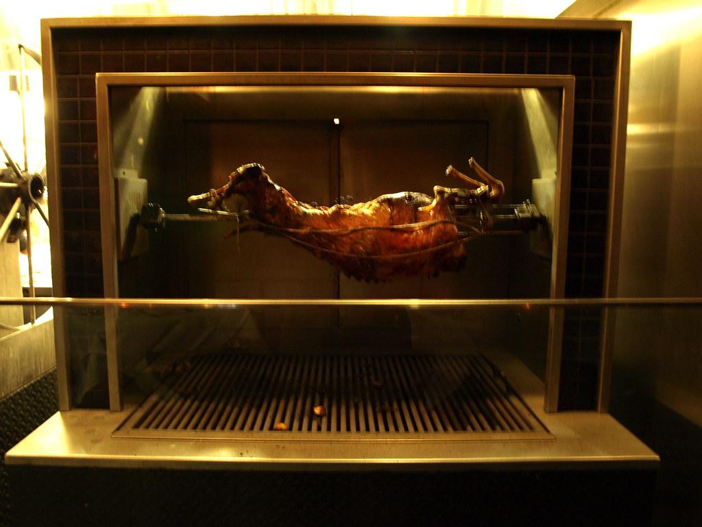 Tomorrow S Dinner Roast Beast At Roast Restaurant At The