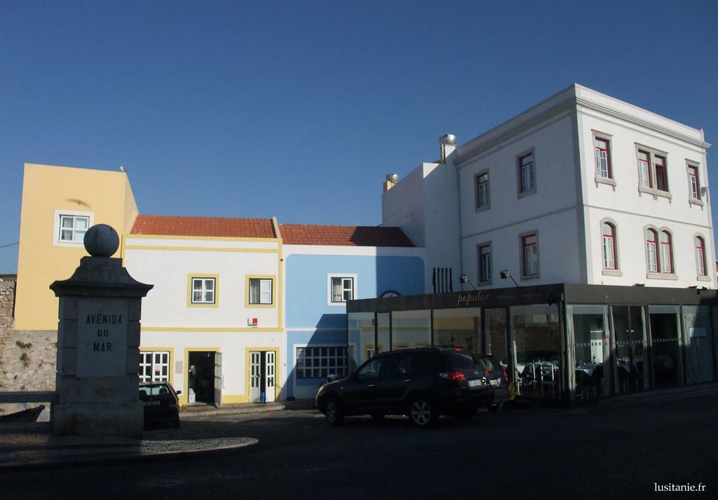 Avenida do Mar, Avenue de la Mer