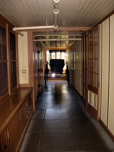 San Jose Winchester Mystery House Inside Hallway Flickr