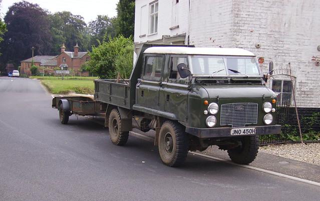 1969/70 Land Rover Forward Control | Spottedlaurel | Flickr
