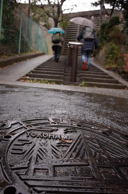 manhole Yokohama