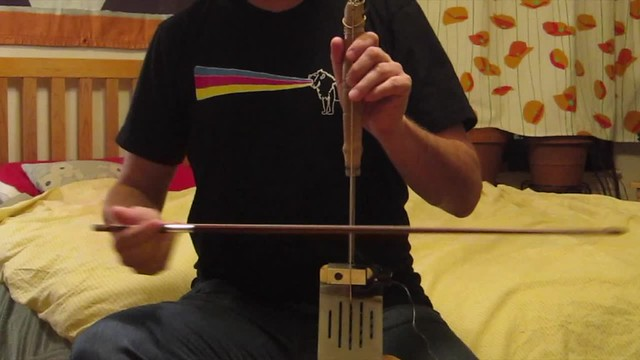instrument-a-day 19: spatulinjo