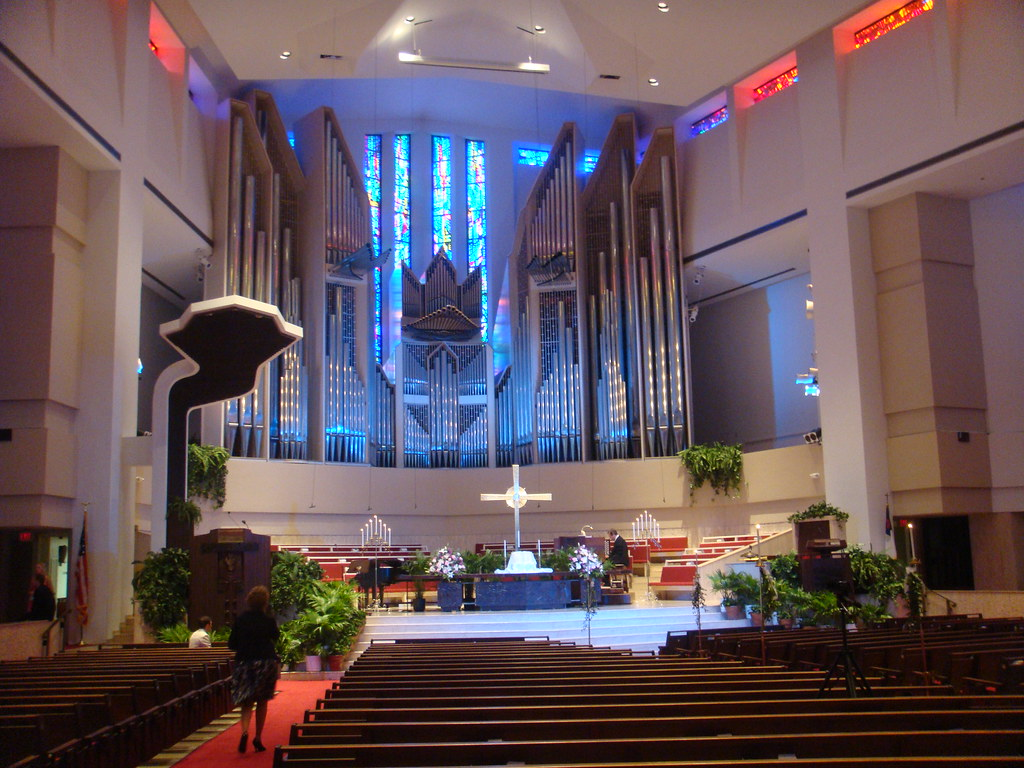 Coral Ridge Presbyterian Church This Is The Beautiful