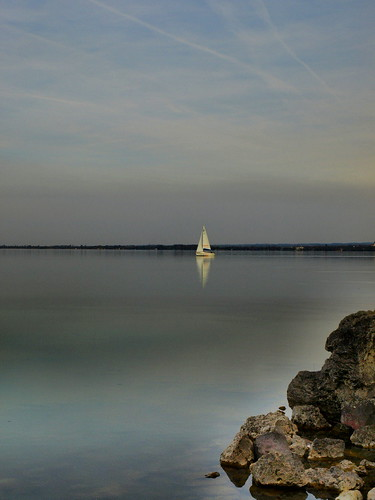 Sailboat on Balaton | by blanka.toth