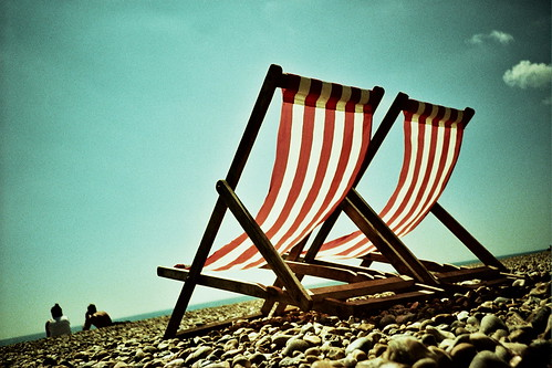British Beach Life... | by Ben Ward In Hove