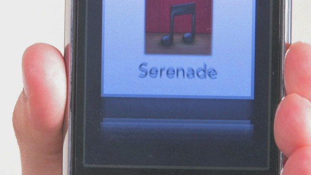 what is my photostream on iphone serenade ad serenade is our second iphone app is now 1901