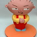 """Stewie Griffin  """"I like you. When the world is mine, your death shall be quick and painless."""""""
