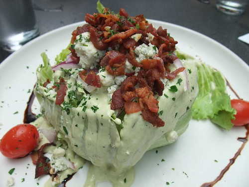 Baby Wedge Salad at Basi Italia | by swampkitty