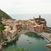 Vernazza from above - Cinque Terre