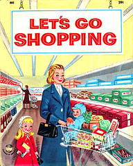 Let's-Go-Shopping | by x-ray delta one
