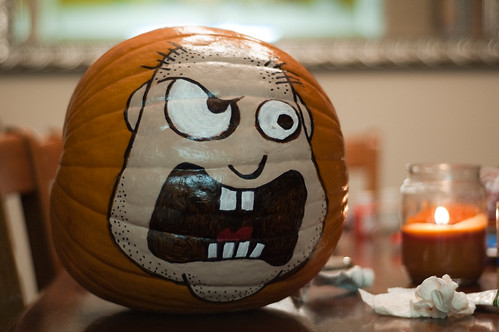 The Angry Pumpkin | by mtungate
