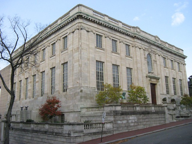 John Hay Library It Was Constructed To A Design By The Bos Flickr