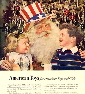 1948 - propaganda Santa | by x-ray delta one