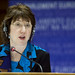 "Catherine Ashton: EU should do more to ""punch its weight"" politically"