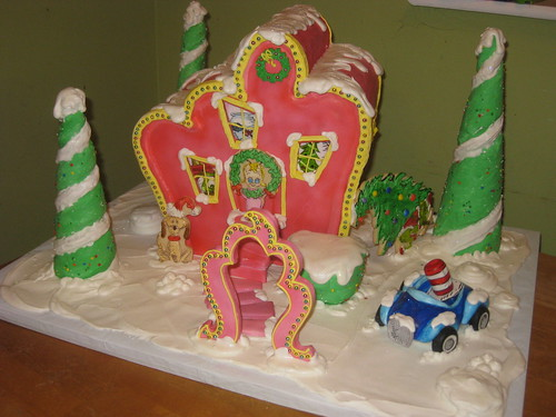 Whoville Gingerbread My Entry For A Local Comp