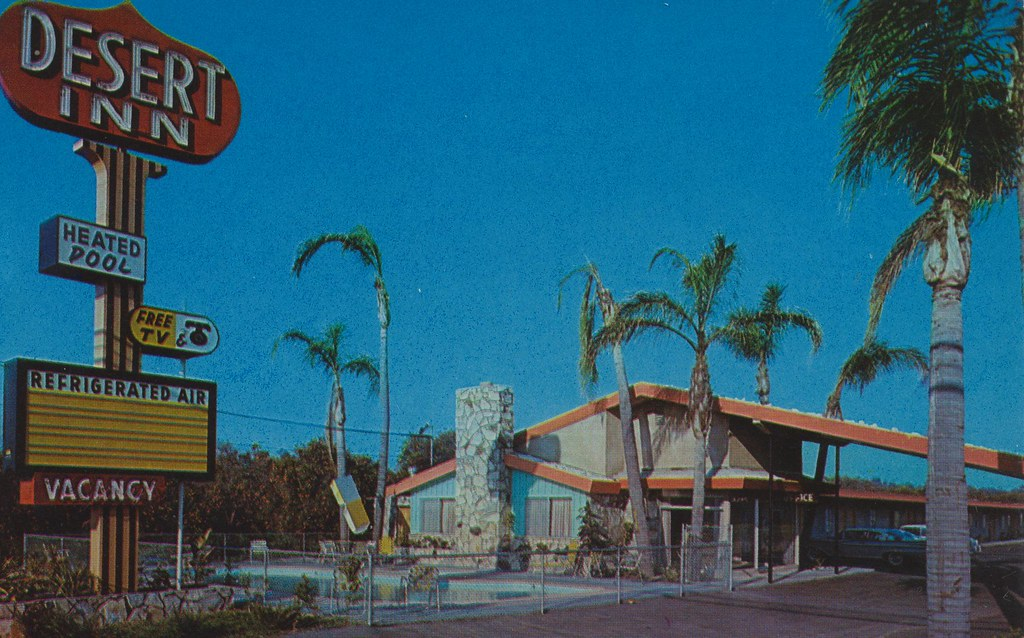 Desert Inn - Anaheim, California