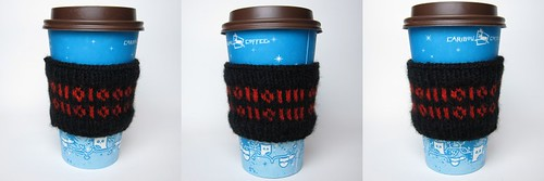 8 - Hot Geek Coffee Sleeve