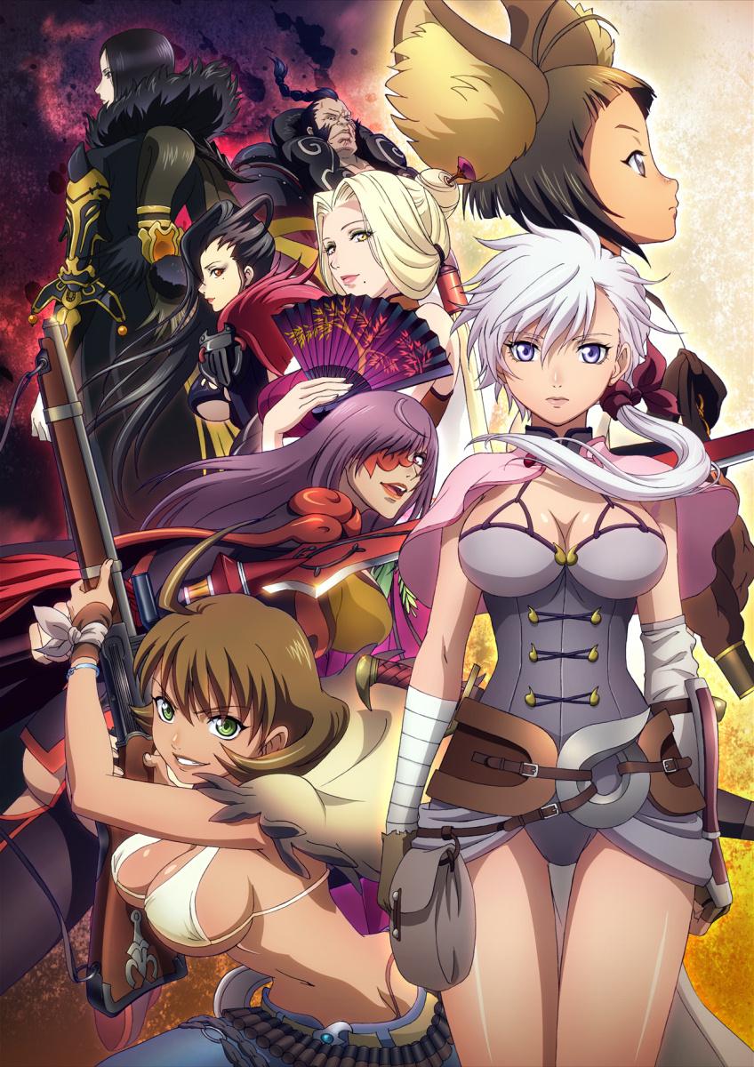 140310(1) - 線上遊戲改編動畫《劍靈 Blade & Soul》將在4/3首播!原創故事大意、主角海報&聲優揭曉!