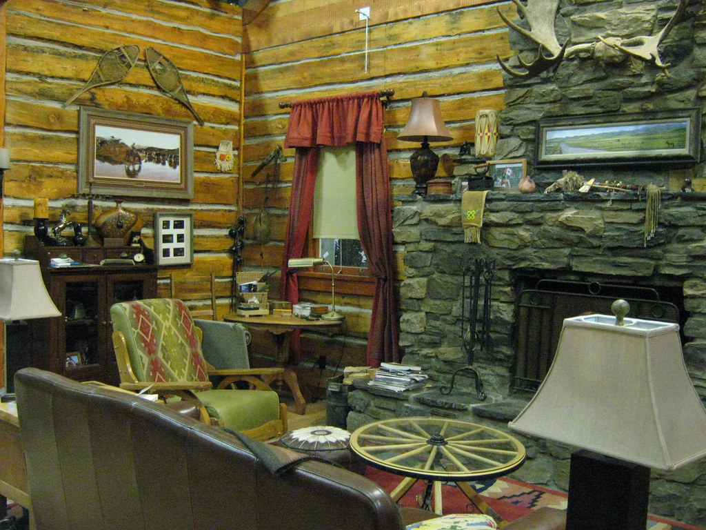 Heartland ranch house ranch house set from the cbc Heartland house