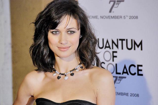 Anteprima del film 007... Olga Kurylenko Yahoo