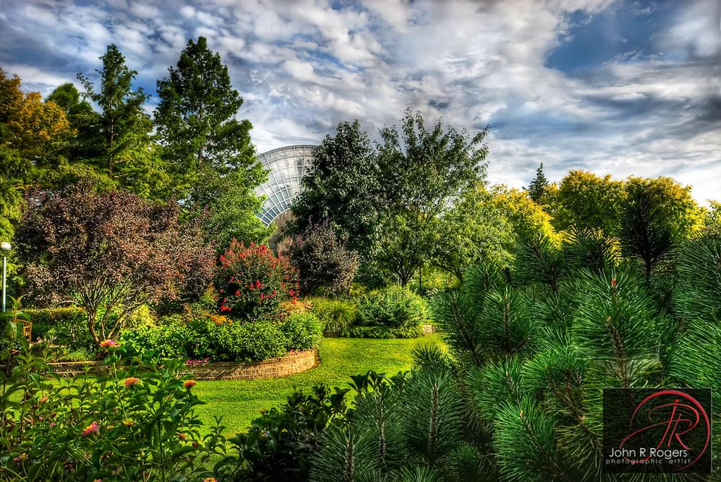 ... Myriad Botanical Gardens | By John R Rogers