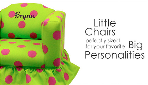 Delicieux ... Personalized Kids Chair At PetiteSeats.com | By LAmommy