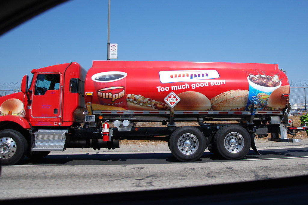 Arco Gas >> ARCO FUEL TANKER TRUCK with AM/PM WRAP | Navymailman | Flickr