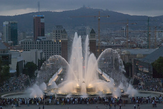 Magic Fountain (Montjuic) | by Jose Felipe Ortega