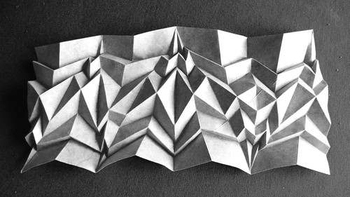Corrugation XVIII | by Andrea Russo Paper Art