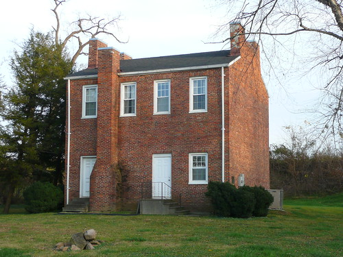 Old Shawneetown, IL John Marshall House | by army.arch