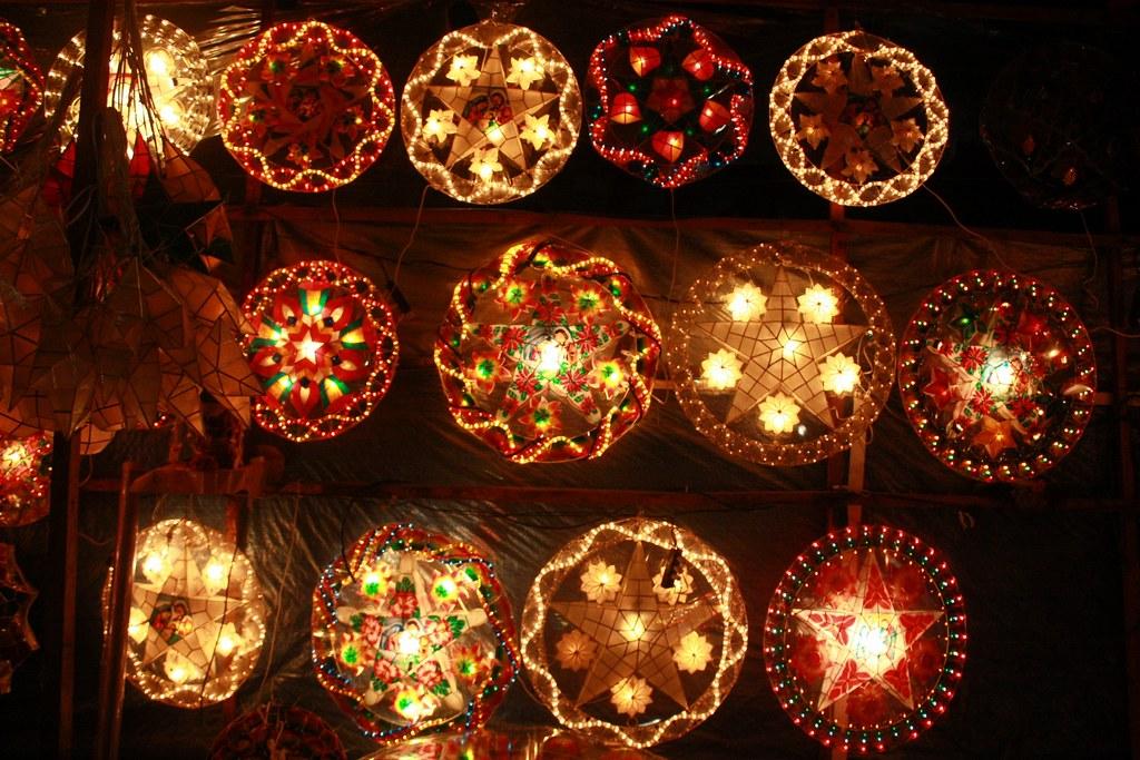 Christmas Lantern Shop in Makati | seen at seen at www.flick… | Flickr