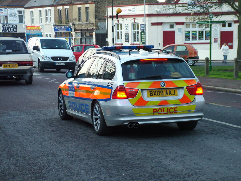 Bmw New Car >> BMW Police Car | Metropolitan Police 2009 BMW 325d Touring P… | Flickr