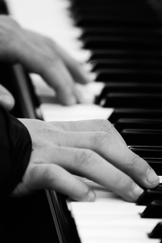 Hands on piano... | by ibernato67