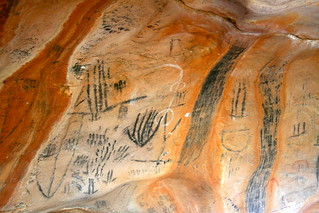 Ancient Aboriginal paintings | by Australia / New Zealand Travel