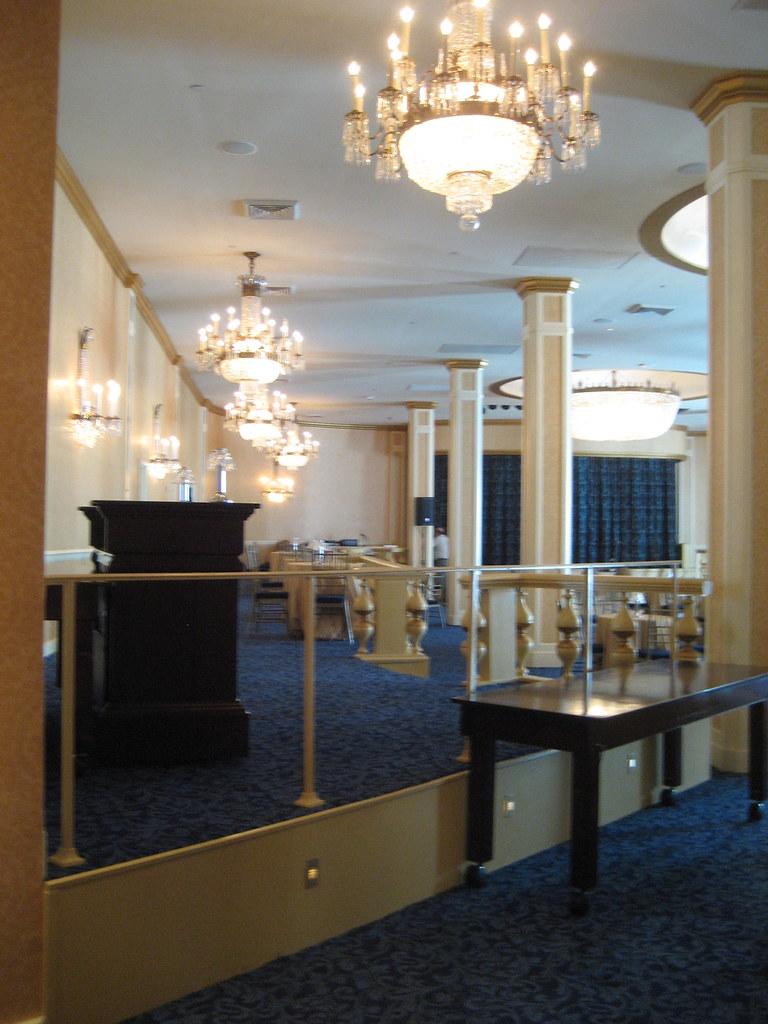 Roosevelt Hotel Room Service