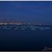 Blue Moon, The Sea and Vesuvius