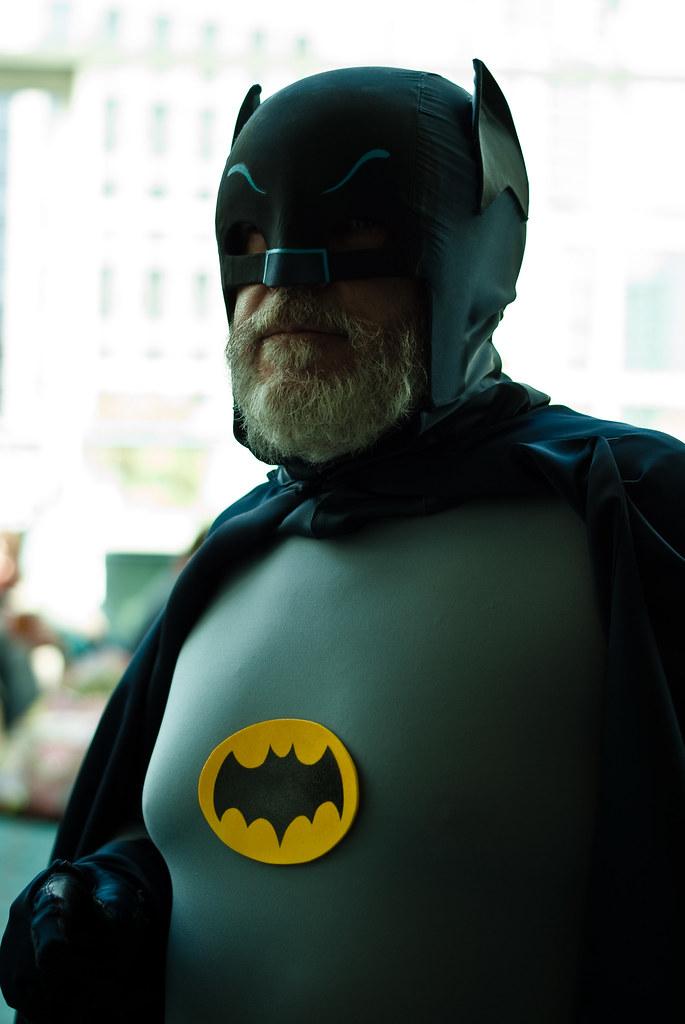Bearding Batman Batman With a Beard | by