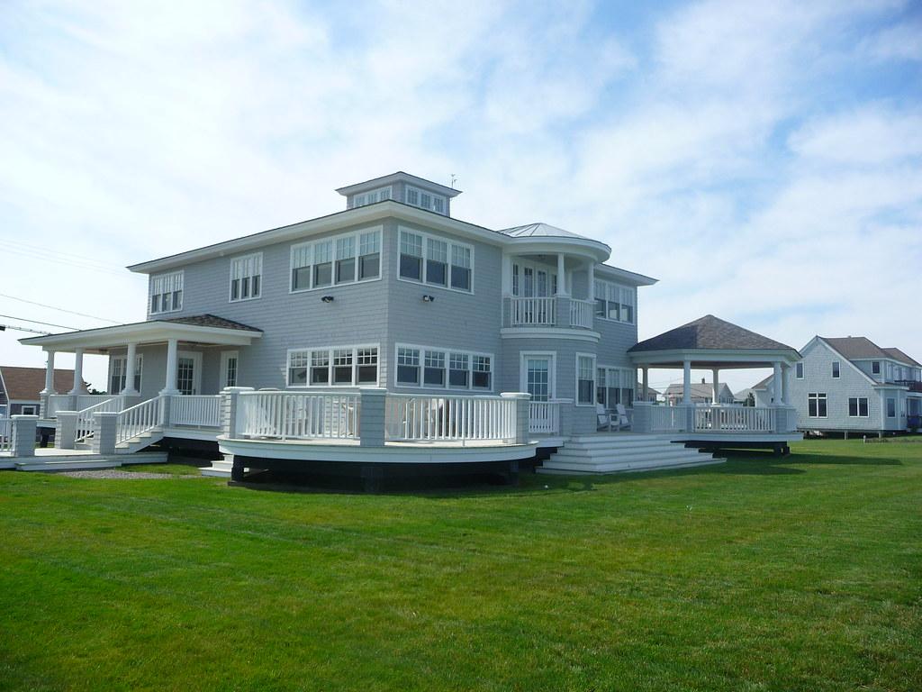 Rich People Beach House