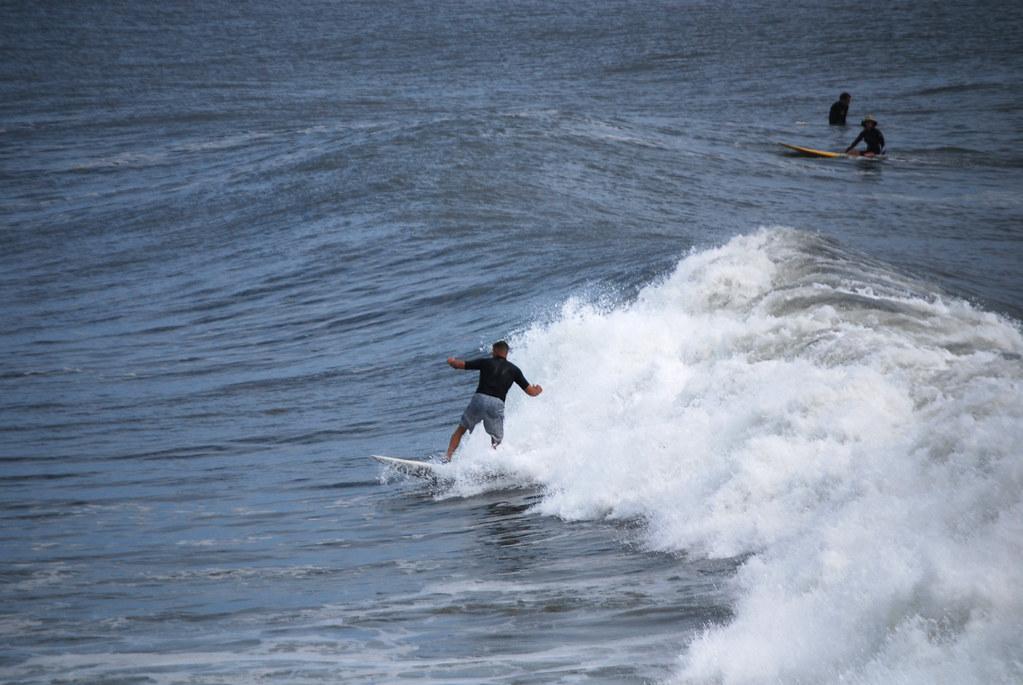 Surfing Rhode Island