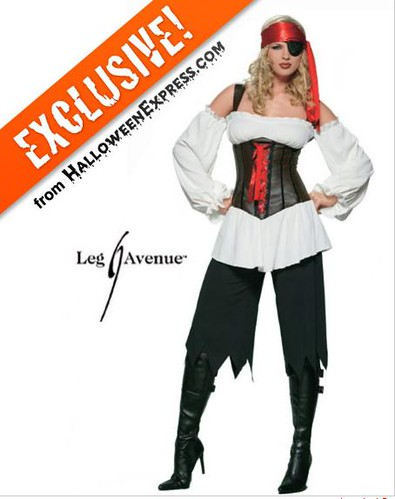 ... Apprentice4Bonus plus size sexy pirate costumes for women 1 | by Apprentice4Bonus  sc 1 st  Flickr & plus size sexy pirate costumes for women 1 | Apprentice4Bonus | Flickr