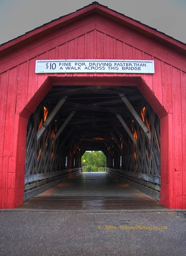 Zumbrota Covered Bridge | by !!WaynePhotoGuy