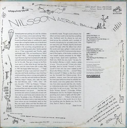 Nilsson Aerial Pandemonium Ballet