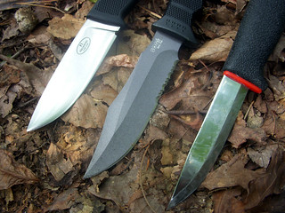 Blades compared | by Brian's Backpacking Blog