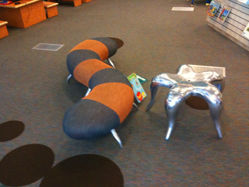 Children 39 S Library Furniture Redwood Shores Library Flickr