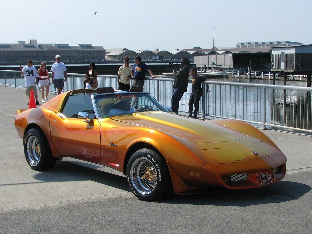 C Corvette Custom Paint