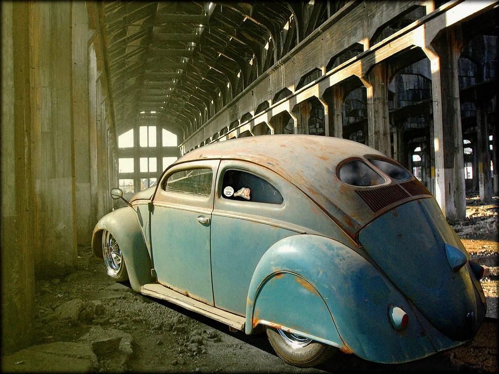 Vintage Vw Steven Vickers Flickr