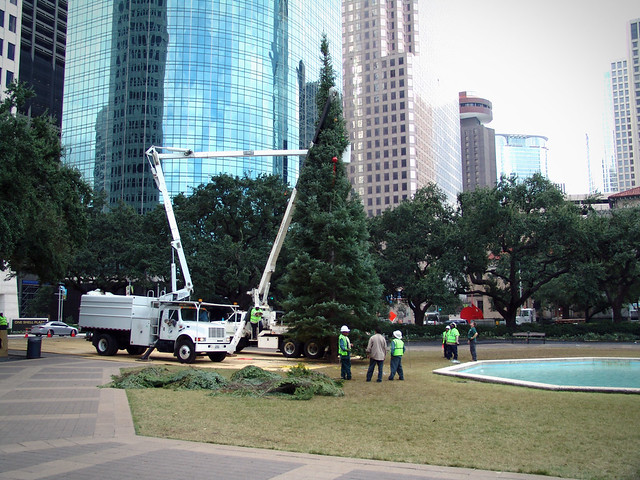 Houston 39 S Christmas Tree Flickr Photo Sharing