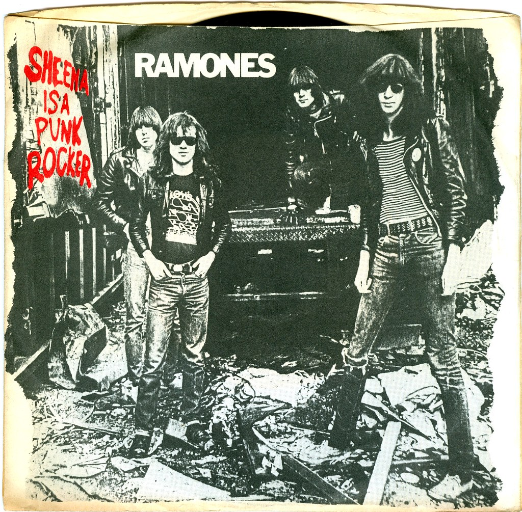 Cartoon Ramones Leave Home: The Ramones Leave Home USA Promo Cd-R