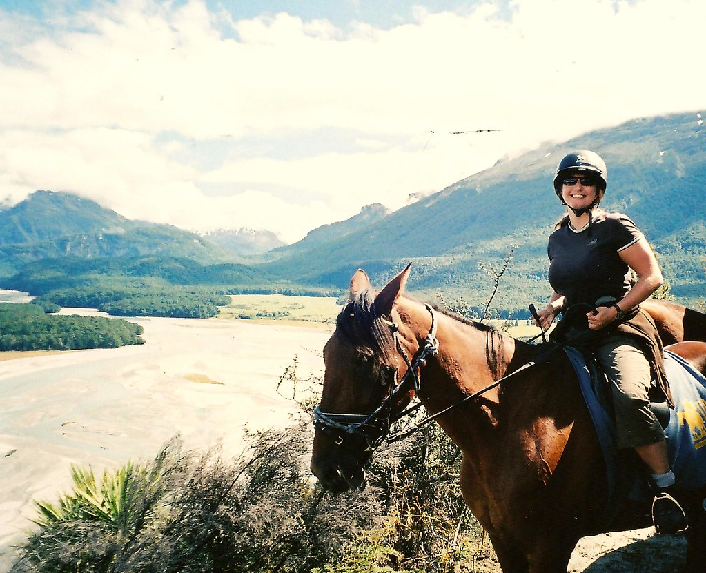 Glenorchy Horse Ride Lord Of The Rings